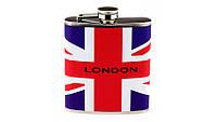Фляга LONDON флаг