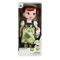 Кукла малышка Анна, серия Аниматор Дисней 40см, 2017