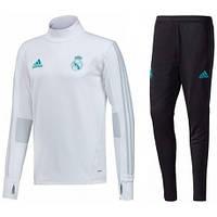 Футбольный тренировочный костюм Реал Мадрид, 17/18 сезон