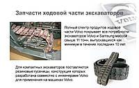 Запасные части   и  ходовые   части екскаватора