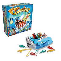 Детская настольная игра Акуломания Fish Torrible , фото 1