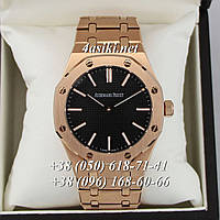 Часы Audemars Piguet Royal Oak Gold/Black