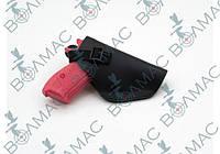 Кобура поясная ФОРТ-12  черная, фото 1
