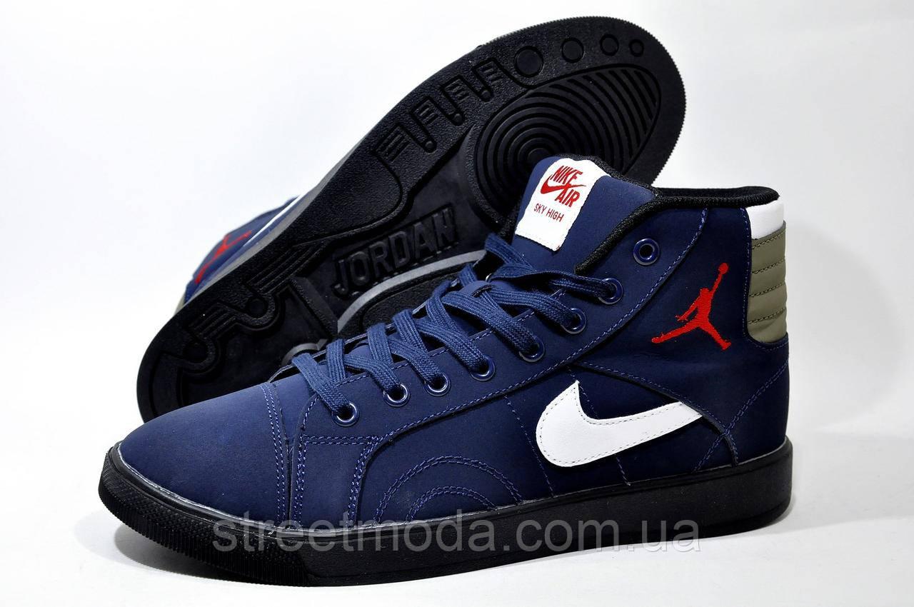 Кроссовки в стиле Найк Air Jordan Sky High Retro, мужские -  Интернет-магазин