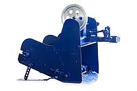 Картофелекопалка для мотоблока и мототрактора транспортерная КМ-5 (привод ременной справа) пр-во AGROMARKA