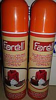 Универсальная пена-очиститель для всех видов кожаных изделий Farell