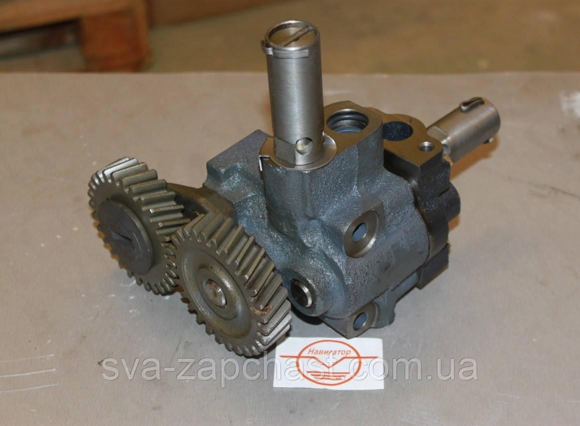 Насос масляный МАЗ Т-150 ЯМЗ 236 старого образца 236-1011014-В3