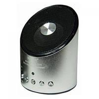 Портативная bluetooth колонка MP3 плеер Q10 Silver