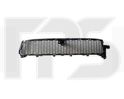 Решетка бампера Mitsubishi Outlander XL 10-12 нижняя (FPS)