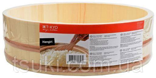"""Кадка для риса """"Хангири"""" 72 см"""