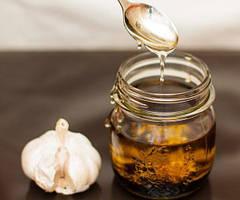 Чеснок и мед: рецепт который поставит на ноги любого