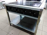 Плита электрическая промышленная ПЕ-4