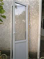 Дверь металопластиковая