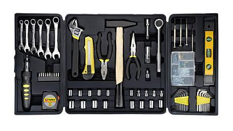 Набор инструментов TOPEX 38D215, 135 элементов, фото 2
