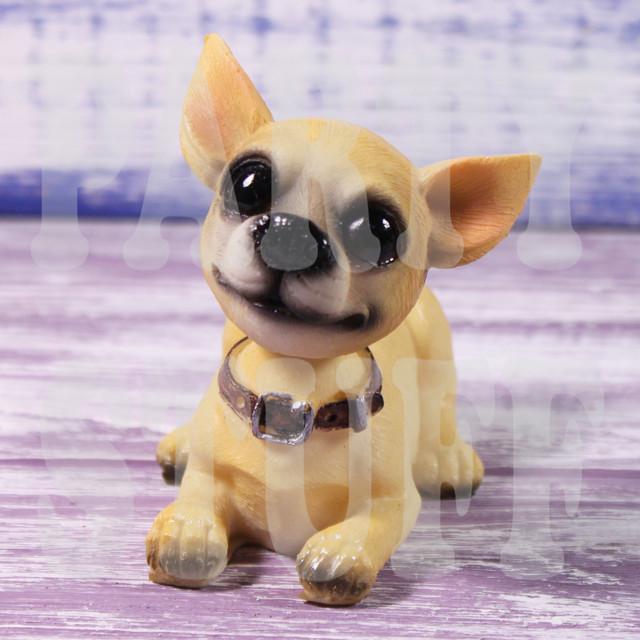 статуэтка собака чихуахуа