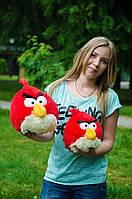 Мягкая игрушка Злые птицы «Angry birds»  Ред ТМ My Best Friend (Украина) красный
