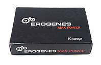 Препарат для потенции Erogenes Max Power БАД (10 капсул)
