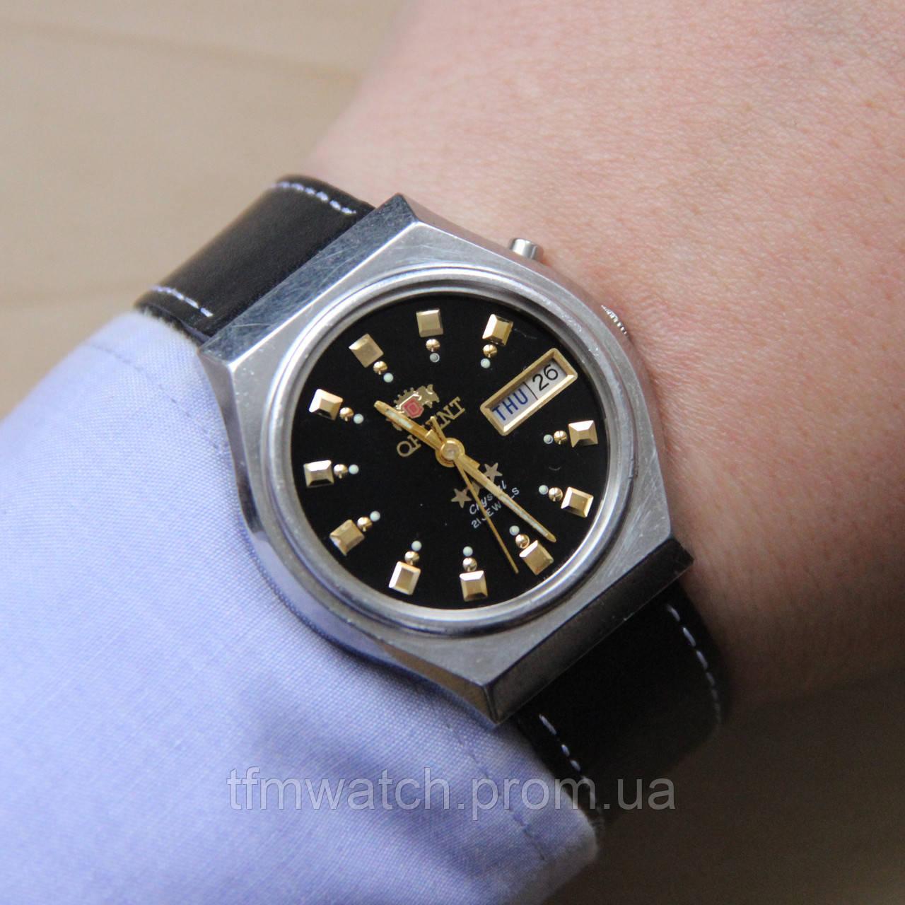 d003020f Orient Crystal Ориент мужские часы автоподзавод : продажа, цена в ...