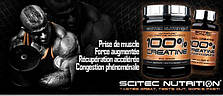 Creatine 100% Scitec Nutrition 1000 г, фото 3