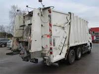 Запасные части мусороуборочной техники