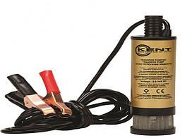 Насос для перекачки топлива 24V маленький с фильтром MAP-04