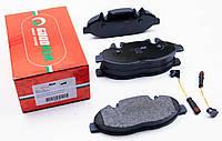 Тормозные колодки передние Vito 639 03-07 (Bosch)