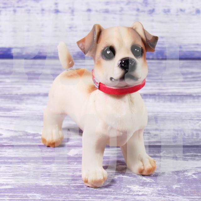статуэтка собака джек-рассел
