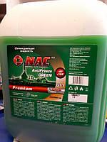 Охлажд. жидкость Антифриз NAC PREMIYM (-42)  зелёный   10кг