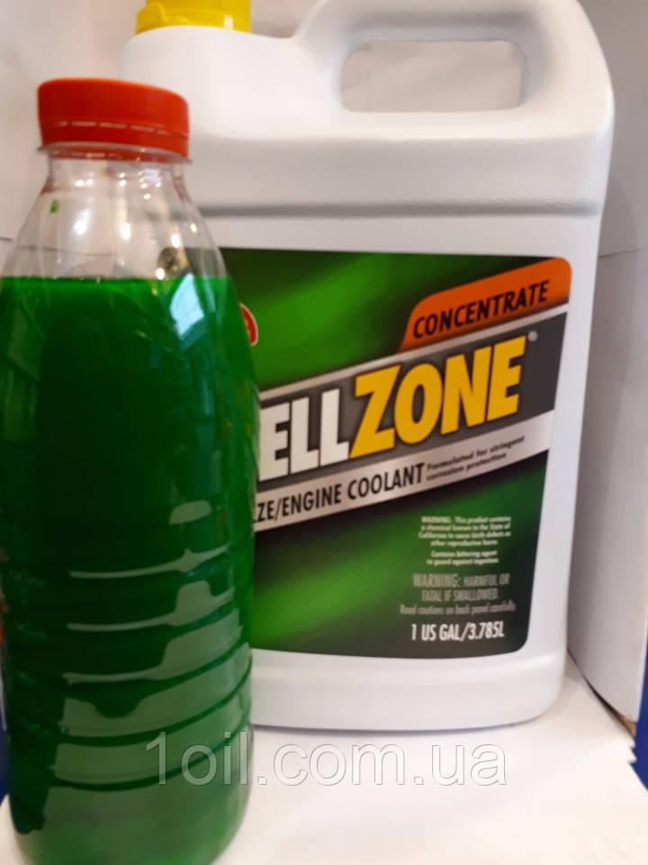Охлаждающая жидкость (концентрат-80 С) Shellzon  (зеленая)  налив
