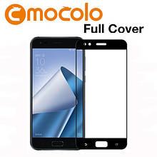 Защитное стекло Mocolo Full сover для Asus Zenfone 4 ZE554KL черный