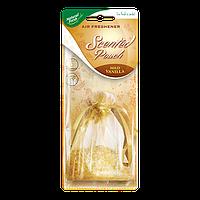 Ароматизатор Natural Fresh Эликс Scented Pouch Mild Vanilla 15гр мешочек
