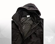 "Куртка тактична демісезонна ""Shark"" Чорна, фото 3"