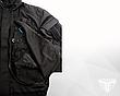 "Куртка тактична демісезонна ""Shark"" Чорна, фото 2"