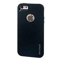 Чехол GlobalCase Cap-D для Apple iPhone 5/5S (Black) (1283126472848)