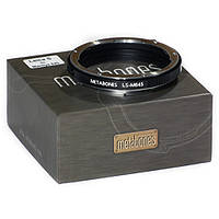 Metabones Mamiya 645 Lens to Leica S Camera Lens Mount Adapter (MB_M645-LS-BM1), фото 1