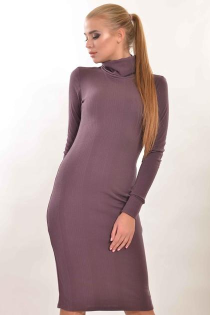 6a237c4809d Купить Платье стильное Чулок баклажан в Харькове от компании ...