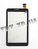 Сенсорный экран к планшету Nomi C070011 Corsa2 без 2.5D / JM70F-62 ZYD070-268-V02 (1000171)