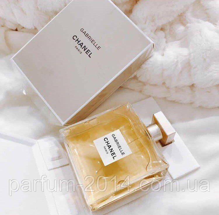 Женская парфюмированная вода Chanel Gabrielle + 5 мл в подарок (реплика)