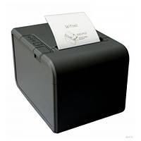 Принтер чеков SPARK-PP-2012.2A с автообрезчиком, черный