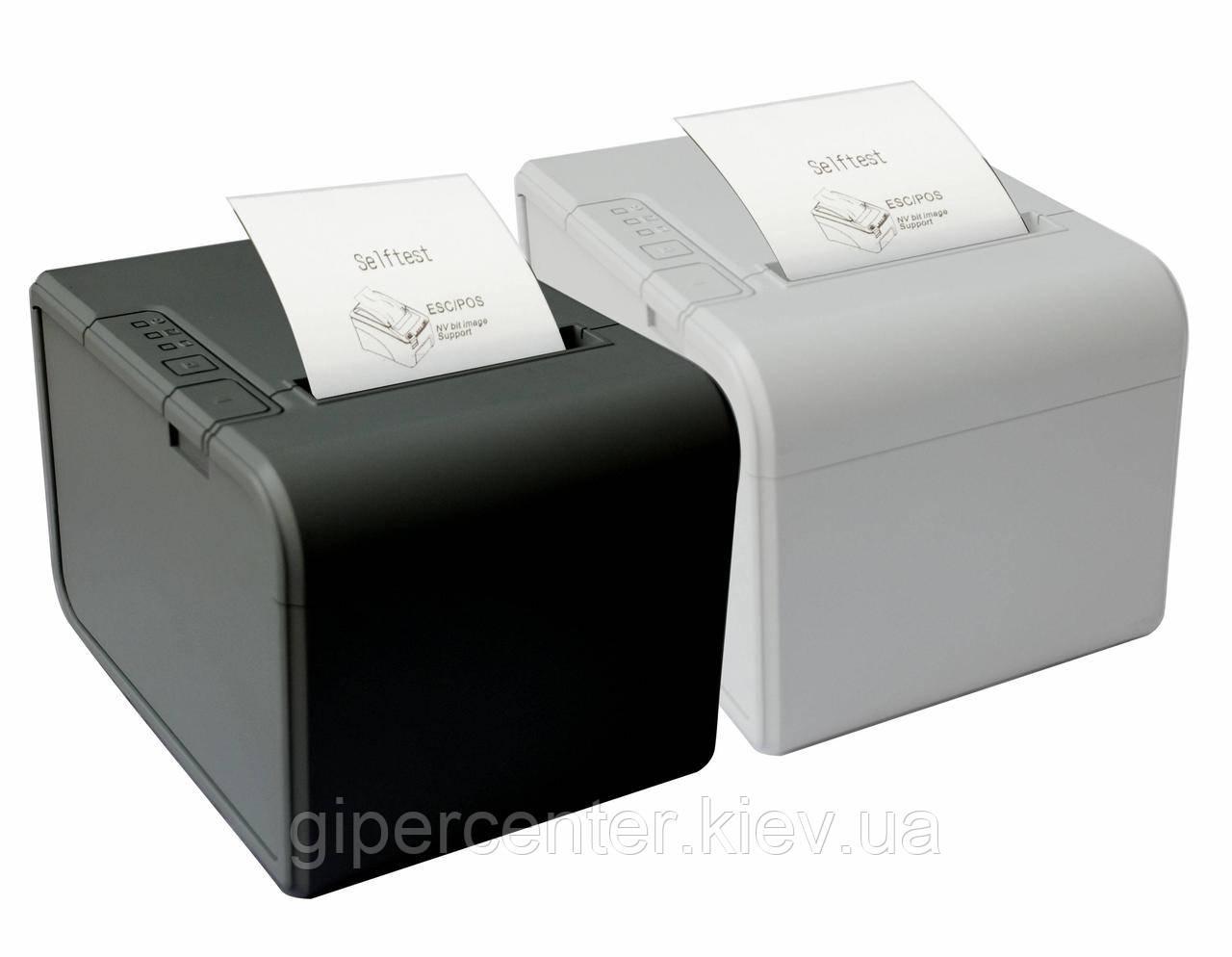 Принтер чеков SPARK-PP-2012.2A с автообрезчиком, белый