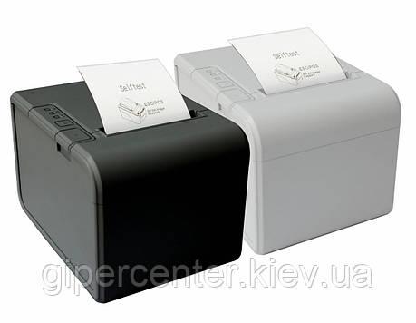 Принтер чеков SPARK-PP-2012.2A с автообрезчиком, белый, фото 2