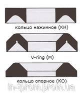 Шевронная манжета М 95х110