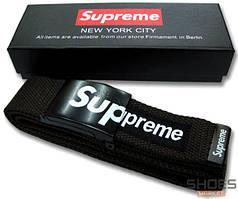 Ремень Supreme Black