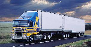 Вантажні перевезення в Данію