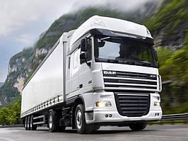 Вантажні перевезення в Німеччину