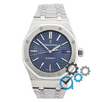 Часы Audemars Piguet Royal Oak Selfwinding Silver-Blue