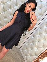 Женское платье мини, фото 1