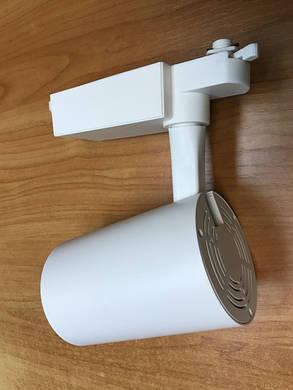 Светодиодный трековый светильник SL 4007L 20W 4000К белый Код.58751, фото 2