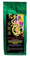 Зеленый китайский чай с фитодобавками Бронхо-легочный лекарь