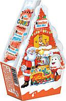 Подарок Новогодний Киндер (Kinder) Мини Микс Праздничный 85.5г